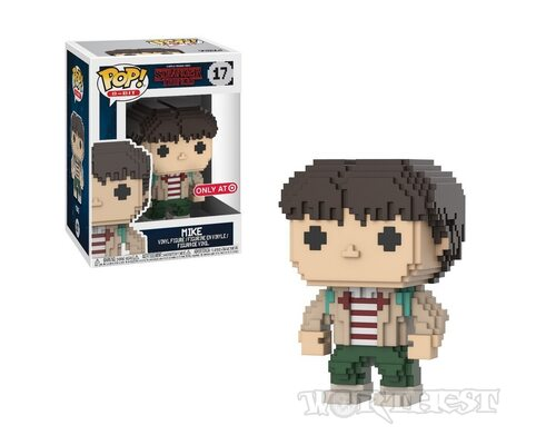 Фигурка Funko POP! Stranger Things Майк 8-бит (Mike 8-bit (Эксклюзив Target))