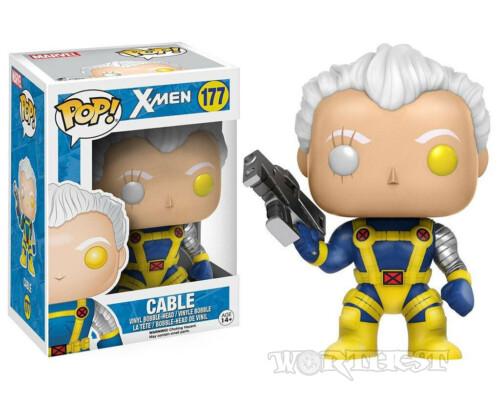 Фигурка Funko POP! Cable X-Men Люди ИКС Кейбл супергерой 177!