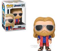 Фигурка Funko POP! Marvel Avengers Endgame Casual Thor 479 Тор из Мстителей
