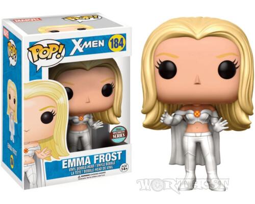 Фигурка Funko POP! X-Men Emma Frost (Эмма Фрост) Specialty Series Exclusive