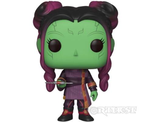 Фигурка Funko POP Marvel Infinity War Young Gamora|Гамора with Dagger #417