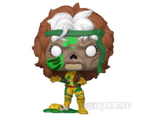 Фигурка Funko POP! Marvel Zombies - Rogue Фанко Поп Зомби Шельма 794