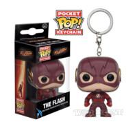 Брелок Funko POP Keychain: DC - The Flash Флэш супергерой Comics комиксы!