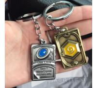 """Брелок Хартстоун """"The Coin"""" варкрафт Hearthstone WoW игровой подарок!"""