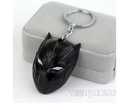 Брелок Черная Пантера MARVEL мстители Black Panter Фильм DC комиксы!