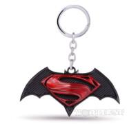 Брелок Бэтмен против Супермена лого стальной Superman фильм!