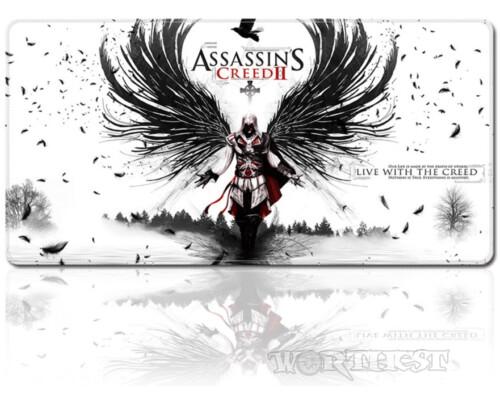 "Игровой коврик для мыши ""Live with the Creed"" 80х30см Assassin's Creed 2"