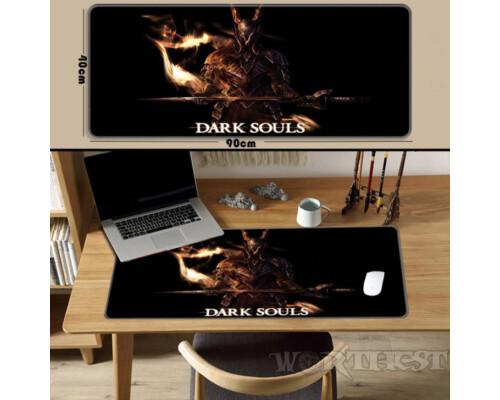 Игровой Коврик для мыши Dark Souls (Тёмные души) 80х30см From Software