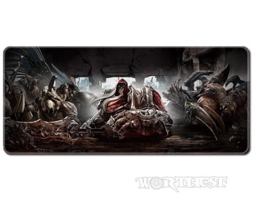 """Игровой коврик для мыши """"Diablo Heroes"""" шов большой мышки диабло!"""