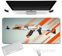 Коврик для мыши АК-47|Азимов 80х30см Counter-Strike: Global Offensive CS:GO