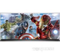 """Большой коврик """"AVENGERS"""" для мыши Марвел(Marvel) мстители мышки шов!"""
