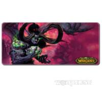 """[80x30] Игровой коврик для мыши """"Иллидан БК"""" Burning Crusade Warcraft"""