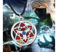 """Подвеска Naruto """"Вечный Мангекьё Шаринган Саске"""" кулон аниме наруто!"""