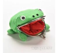 Кошелек Наруто - лягушка Гамма-Чан косплей Wallet Frog Naruto Манга