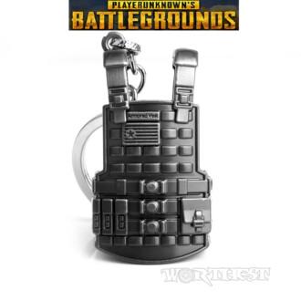 "Брелок ""Бронежилет 3 уровня"" Подарок PUBG Игры Battlefield аксессуары!"
