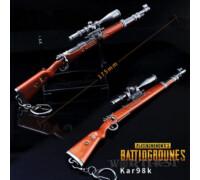 Брелок ''Kar98k'' Игра PUBG винтовка каряк Battlefield Geek подарок!