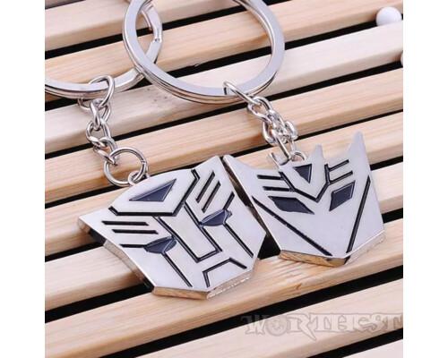 Набор из 2х брелков Transformers Оптимус Прайм и Бамблби Трансформеры