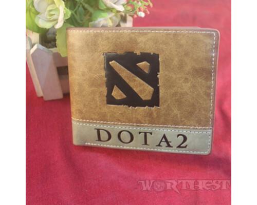Кошелек Dota 2(Defense of the Ancients) игры портмоне Дота 2 екокожа