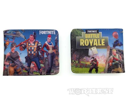 "Кошелек ""Fortnite Battle Royale"" герои фортнайт Королевская битва"