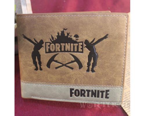 Кошелек Fortnite Королевская битва игры фортнайт портмоне гравировка!