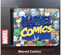 "Кошелек вышивка ""MARVEL HEROES"" мстители марвел комиксы!"