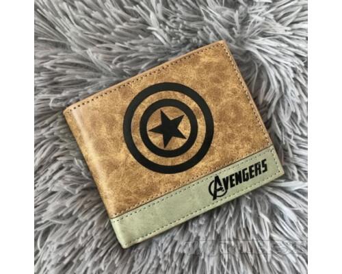 """Кошелек """"Avengers"""" комиксы Marvel Марвел мстители герои!"""