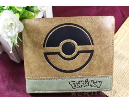 Кошелек Pokemon ''Pokeball'' Pikachu Покемон Пикачу портмоне!