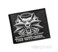 """Кошелек """"Ведьмак 3: Дикая Охота"""" лого игровой Witcher портмоне!"""
