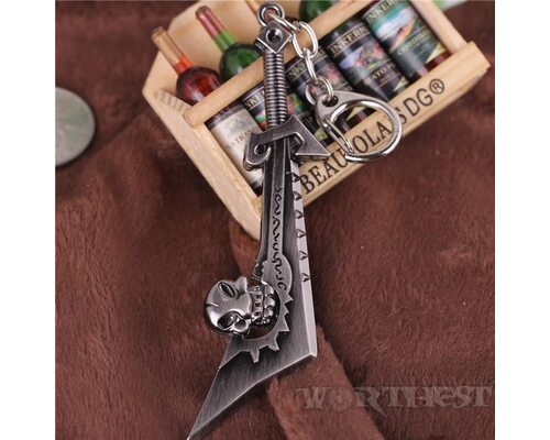 Брелок Меч Испепелитель Верховного лорда Могрейна World of Warcraft!