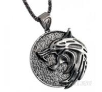 Медальон волка 2.0 Ведьмака Геральта из сериала Netflix(Witcher)