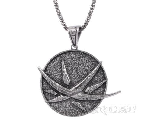 Медальон из сериала Ведьмак от Netflix Звезда Йеннифэр Witcher